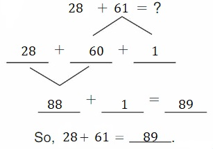 Big-Ideas-Math-Book-2nd-Grade-Answer-Key-Chapter-3-Addition-to-100-Strategies-Decompose-Add-Tens-Ones-Homework-Practice-3.4-Question-5