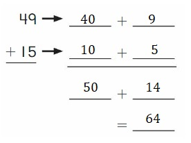 Big-Ideas-Math-Book-2nd-Grade-Answer-Key-Chapter-3-Addition-to-100-Strategies-Lesson-3.3-Use-Place-Value-to-Add-Show-Grow-Question-3