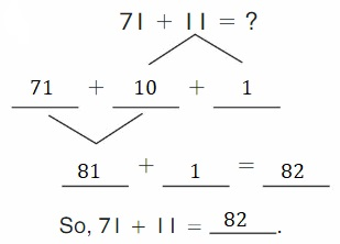 Big-Ideas-Math-Book-2nd-Grade-Answer-Key-Chapter-3-Addition-to-100-Strategies-Lesson-3.4-Decompose-Add-Tens-Ones-Apply-Grow-Practice-Question-5