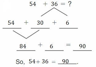 Big-Ideas-Math-Book-2nd-Grade-Answer-Key-Chapter-3-Addition-to-100-Strategies-Lesson-3.4-Decompose-Add-Tens-Ones-Apply-Grow-Practice-Question-9