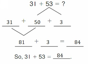 Big-Ideas-Math-Book-2nd-Grade-Answer-Key-Chapter-3-Addition-to-100-Strategies-Lesson-3.4-Decompose-Add-Tens-Ones-Show-Grow-Question-4