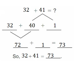 Big-Ideas-Math-Book-2nd-Grade-Answer-Key-Chapter-3-Addition-to-100-Strategies-Lesson-3.6-Practice-Addition-Strategies-Apply-Grow-Practice-Question-5