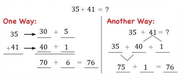 Big-Ideas-Math-Book-2nd-Grade-Answer-Key-Chapter-3-Addition-to-100-Strategies-Lesson-3.6-Practice-Addition-Strategies-Explore-Grow
