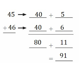 Big-Ideas-Math-Book-2nd-Grade-Answer-Key-Chapter-3-Addition-to-100-Strategies-Practice-Addition-Strategies-Homework-Practice-3.6-Question-5