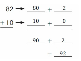 Big-Ideas-Math-Book-2nd-Grade-Answer-Key-Chapter-3-Addition-to-100-Strategies-Use-Place-Value-Add-Homework-practice-3.3-Question-1
