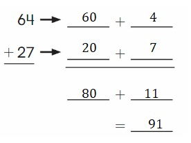 Big-Ideas-Math-Book-2nd-Grade-Answer-Key-Chapter-3-Addition-to-100-Strategies-Use-Place-Value-Add-Homework-practice-3.3-Question-4