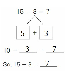 Big-Ideas-Math-Book-2nd-Grade-Answer-key-Chapter-2-Fluency-and-Strategies-within-20-Fluency-and-Strategies-within-20-Chapter-Practice-2.7-Get-to-10-to-Subtract-Question-20