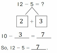 Big-Ideas-Math-Book-2nd-Grade-Answer-key-Chapter-2-Fluency-and-Strategies-within-20-Get-to-10-to-Subtract-Homework-Practice-2.7-Question-1