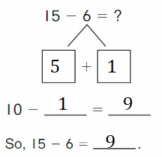 Big-Ideas-Math-Book-2nd-Grade-Answer-key-Chapter-2-Fluency-and-Strategies-within-20-Get-to-10-to-Subtract-Homework-Practice-2.7-Question-2