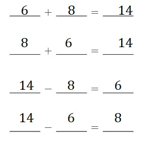 Big-Ideas-Math-Book-2nd-Grade-Answer-key-Chapter-2-Fluency-and-Strategies-within-20-Lesson-2.8-Practice-Addition-Subtraction-Explore-Grow