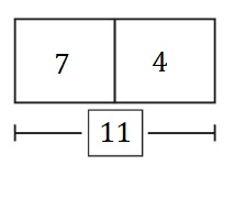 Big-Ideas-Math-Book-2nd-Grade-Answer-key-Chapter-2-Fluency-and-Strategies-within-20-Lesson-2.8-Practice-Addition-Subtraction-Show-Grow-Question-3