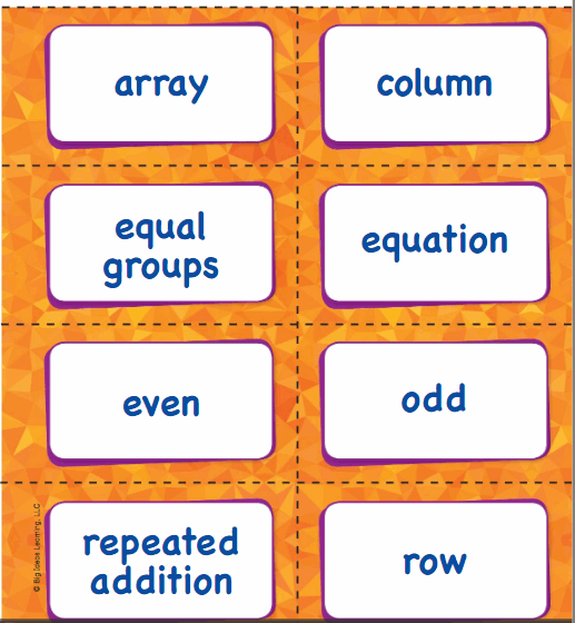 Big Ideas Math Solutions Grade 2 Chapter 1 Numbers and Arrays 6
