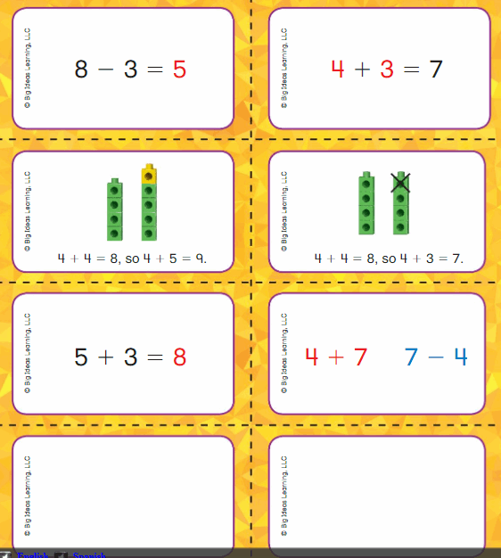 Big Ideas Math Solutions Grade 2 Chapter 2 Fluency and Strategies within 20 5