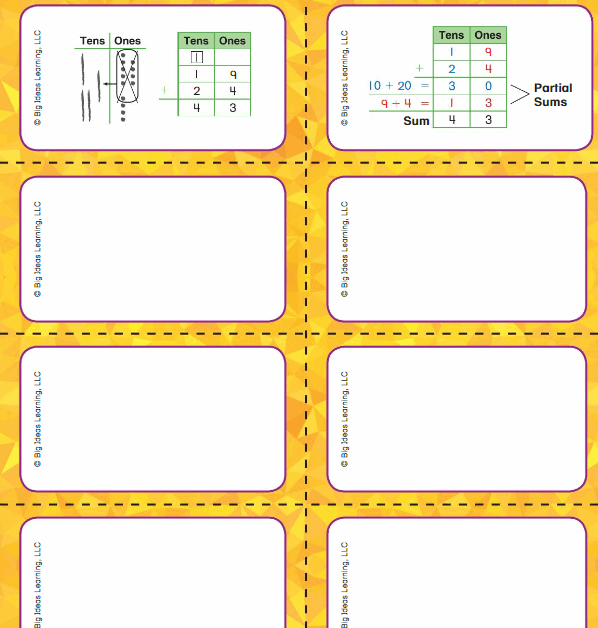 Big Ideas Math Solutions Grade 2 Chapter 4 Fluently Add within 100 6