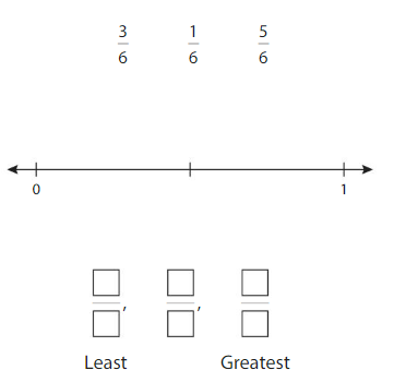 Big Ideas Math Solutions Grade 3 Chapter 11 Understand Fraction Equivalence and Comparison 11.8 1