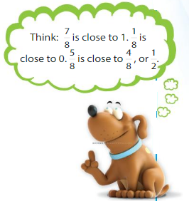 Big Ideas Math Solutions Grade 3 Chapter 11 Understand Fraction Equivalence and Comparison 11.8 3