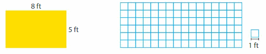 Big Ideas Math Solutions Grade 3 Chapter 15 Find Perimeter and Area 98
