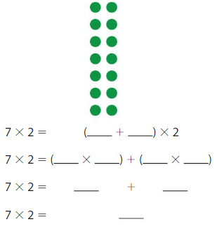 Big Ideas Math Solutions Grade 3 Chapter 3 More Multiplication Facts and Strategies 3.4 15