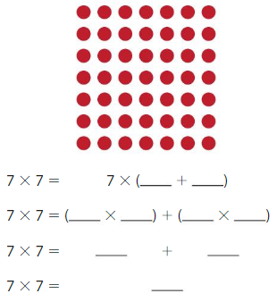 Big Ideas Math Solutions Grade 3 Chapter 3 More Multiplication Facts and Strategies 3.4 6
