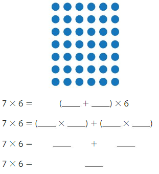 Big Ideas Math Solutions Grade 3 Chapter 3 More Multiplication Facts and Strategies 3.4 7