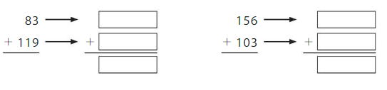 Big Ideas Math Solutions Grade 3 Chapter 7 Round and Estimate Numbers 7.4 1