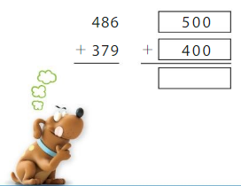 Big Ideas Math Solutions Grade 3 Chapter 7 Round and Estimate Numbers 7.4 27