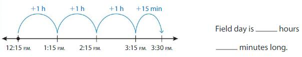 Big Ideas Math Solutions Grade 4 Chapter 11 Understand Measurement Equivalence 11.8 5