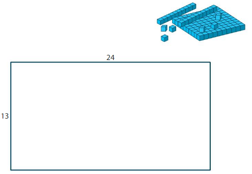 Big Ideas Math Solutions Grade 4 Chapter 4 Multiply by Two-Digit Numbers 4.4 1