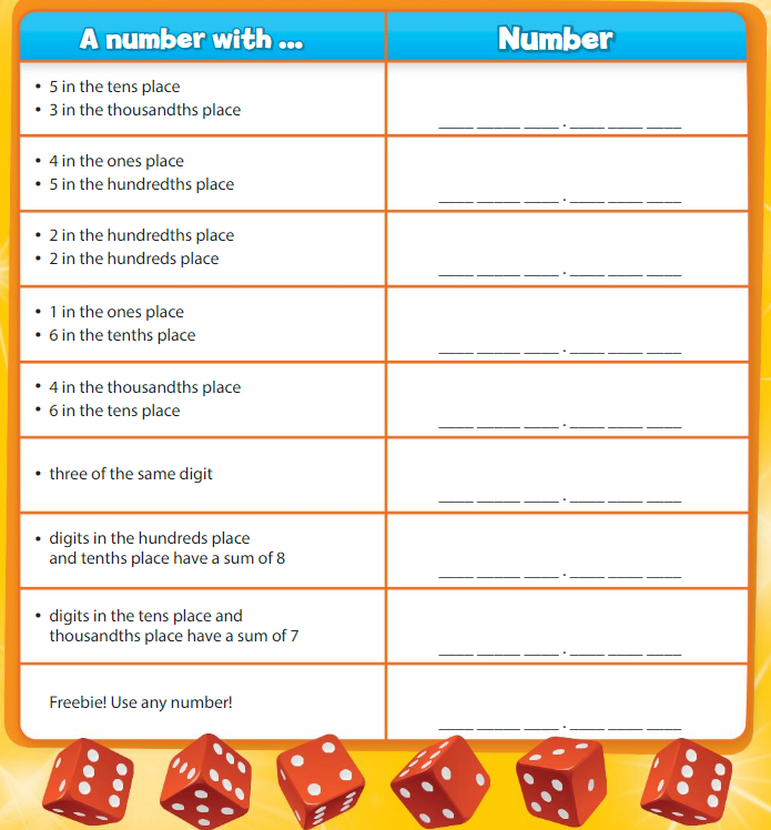 Big Ideas Math Solutions Grade 5 Chapter 1 Place Value Concepts 3