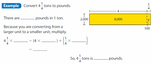 Big Ideas Math Solutions Grade 5 Chapter 11 Convert and Display Units of Measure 57