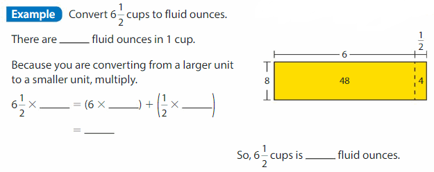 Big Ideas Math Solutions Grade 5 Chapter 11 Convert and Display Units of Measure 80