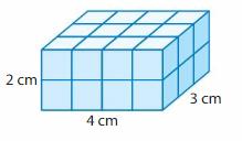 Big Ideas Math Solutions Grade 5 Chapter 13 Understand Volume 11