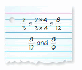 Big Ideas Math Solutions Grade 5 Chapter 8 Add and Subtract Fractions 39.1