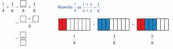 Big Ideas Math Solutions Grade 5 Chapter 8 Add and Subtract Fractions 43