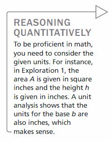 Big Ideas Math Algebra 1 Answer Key Chapter 1 Solving Linear Equations 82