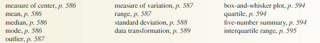 Big Ideas Math Algebra 1 Answer Key Chapter 11 Data Analysis and Displays 11.3 24