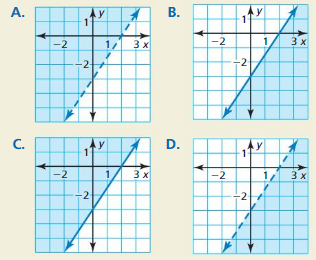 Big Ideas Math Algebra 1 Answer Key Chapter 5 Solving Systems of Linear Equations 5.6 14