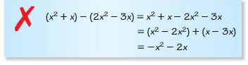 Big Ideas Math Algebra 1 Answer Key Chapter 7 Polynomial Equations and Factoring 7.1 6