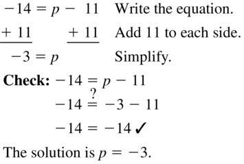 Big-Ideas-Math-Algebra-1-Answers-Chapter-1-Solving-Linear-Equations-Lesson-1.1-Q11
