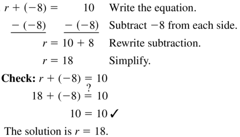 Big-Ideas-Math-Algebra-1-Answers-Chapter-1-Solving-Linear-Equations-Lesson-1.1-Q13