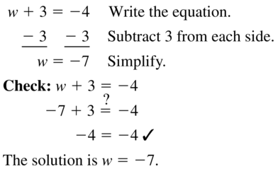 Big-Ideas-Math-Algebra-1-Answers-Chapter-1-Solving-Linear-Equations-Lesson-1.1-Q9