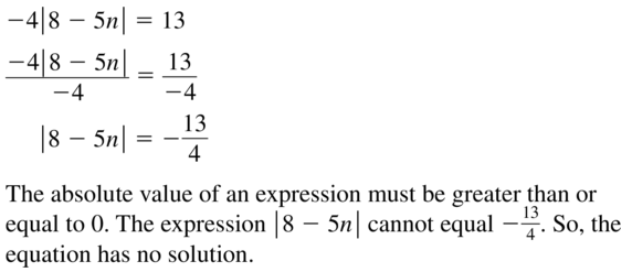 Big-Ideas-Math-Algebra-1-Answers-Chapter-1-Solving-Linear-Equations-Lesson-1.4-Q21