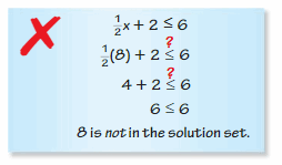 Big Ideas Math Algebra 1 Answers Chapter 2 Solving Linear Inequalities 18