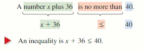 Big Ideas Math Algebra 1 Answers Chapter 2 Solving Linear Inequalities 91.2