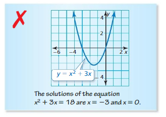 Big Ideas Math Algebra 1 Answers Chapter 9 Solving Quadratic Equations 9.2 9