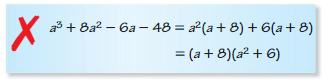 Big Ideas Math Algebra 1 Solutions Chapter 7 Polynomial Equations and Factoring 7.8 8