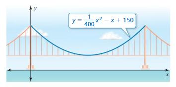 Big Ideas Math Algebra 1 Solutions Chapter 8 Graphing Quadratic Functions 8.3 11