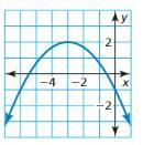 Big Ideas Math Algebra 1 Solutions Chapter 8 Graphing Quadratic Functions 8.3 5