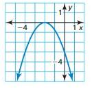 Big Ideas Math Algebra 1 Solutions Chapter 8 Graphing Quadratic Functions 8.3 6