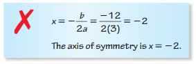 Big Ideas Math Algebra 1 Solutions Chapter 8 Graphing Quadratic Functions 8.3 8